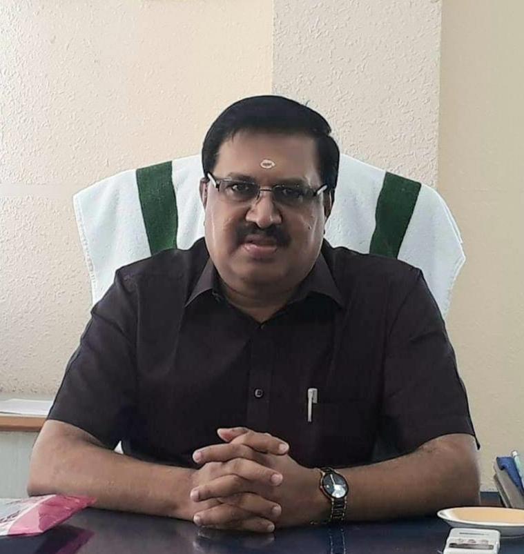 Dr Ramanunny M